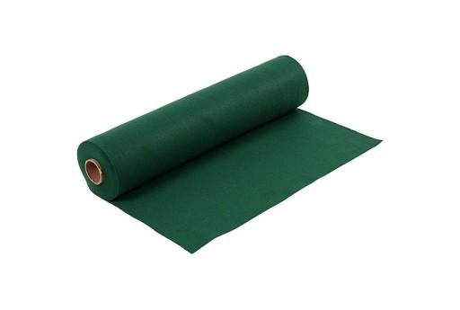 Rotolo di Pannolenci Feltro Verde Scuro 1,5mm 45cm x 5mt