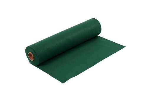 Soft Felt Roll Dark Green 1,5mm 45cm x 5mt