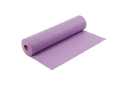 Soft Felt Roll Light Purple Lilac 1,5mm 45cm x 5mt