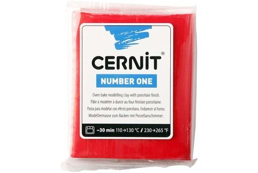 Cernit Number One Rosso Natale 56gr