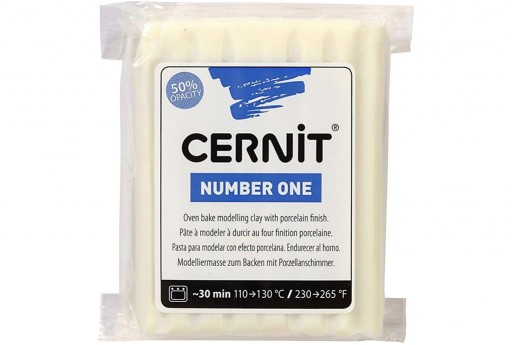 Cernit Number One Champagne 56gr