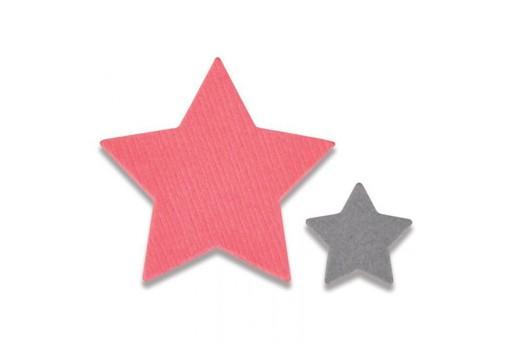 Framelits Dies Tiny Stars Sizzix