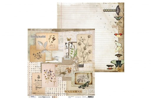 Carta Decorata n.04 Ultimate Scrap Collection Studio Light 30x30cm 1pz.