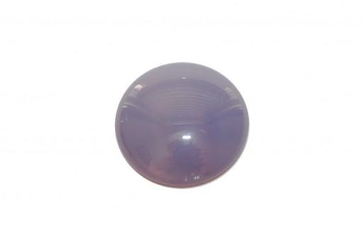 Cabochon Par Puca® Opaque Violet 25mm - 1pcs