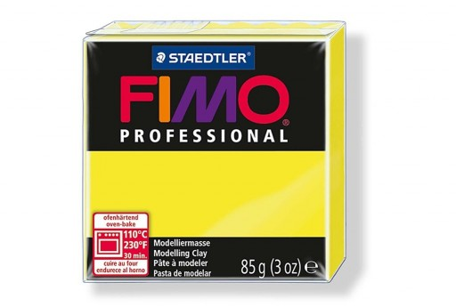 Fimo Professional Polymer Clay 85g Lime Col.1