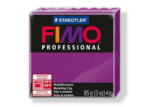 Fimo Professional Polymer Clay 85g Lilas Col.6