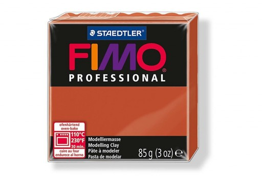 Fimo Professional Polymer Clay 85g Terracota Col.74