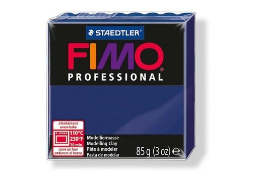 Pasta Fimo Professional 85 gr. Blu Marino Col.34