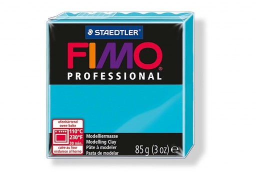 Pasta Fimo Professional 85 gr. Turchese Col.32