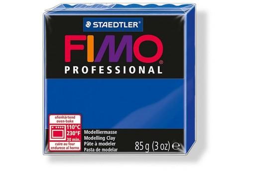 Pasta Fimo Professional 85 gr. Ultramarino Col.33