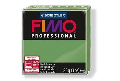 Fimo Professional Polymer Clay 85g Leaf Green Col.57