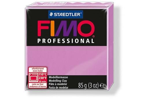 Pasta Fimo Professional 85 gr. Lavanda Col.62