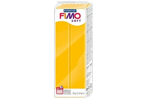 Fimo Soft Polymer Clay 350g Sunflower Col.16