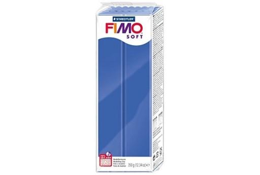 Pasta Fimo Soft 350 gr. Blu Brillante Col.33