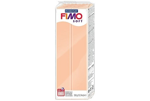 Fimo Soft Polymer Clay 350g Light Flesh Col.43