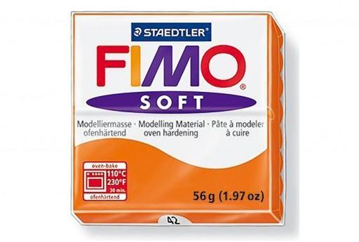 Pasta Fimo Soft 56 gr.  Mandarino Col.42