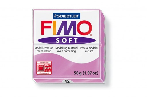 Fimo Soft Polymer Clay 56g Lavender Col.62