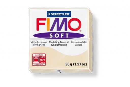 Pasta Fimo Soft 56 gr. Sahara Col.70