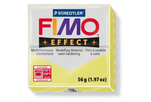 Fimo Effect Polymer Clay 56g Citrine Col.106