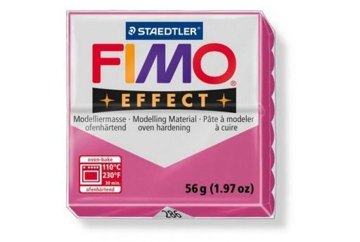 Pasta Fimo Effect 56 gr. Rubino Quarzo Col.286