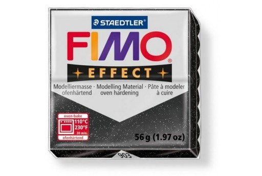 Fimo Effect Polymer Clay 56g Star Dust Col.903