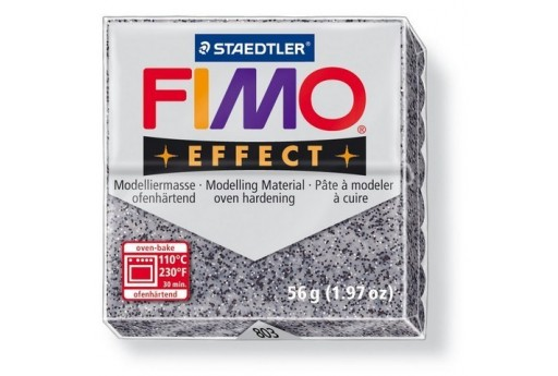 Fimo Effect Polymer Clay 56g Granite Col.803