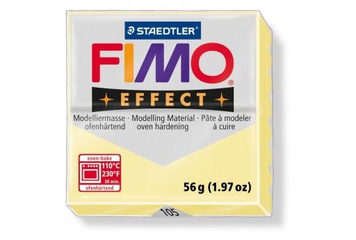 Pasta Fimo Effect 56 gr. Vaniglia Col.105