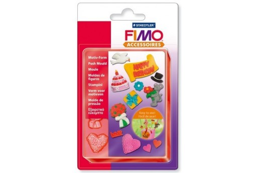 Fimo Push Moulds - Baby