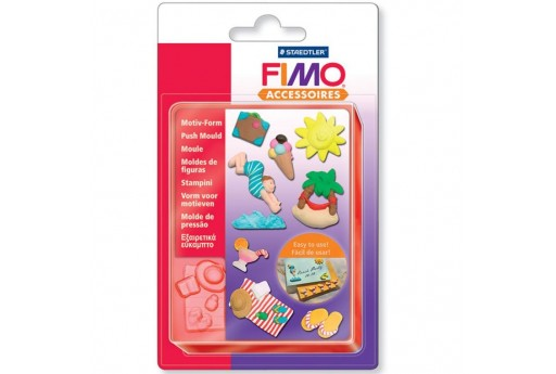 Fimo Push Moulds - Holiday