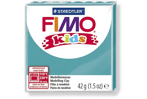 Fimo Kids Polymer Clay 42g Turquoise Col.39