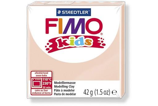 Pasta Fimo Kids 42 gr. Carne Col.43