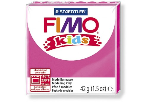 Fimo Kids Polymer Clay 42g Pink Col.220