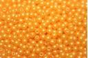 Czech Round Beads Powdery Sunflower 3mm - 100pcs