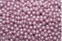 Tondi Vetro di Boemia Powdery Lavender 3mm - 100pz