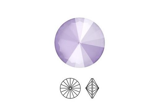 Swarovski Rivoli Round Stone 1122 Crystal Lilac 12mm - 2pcs