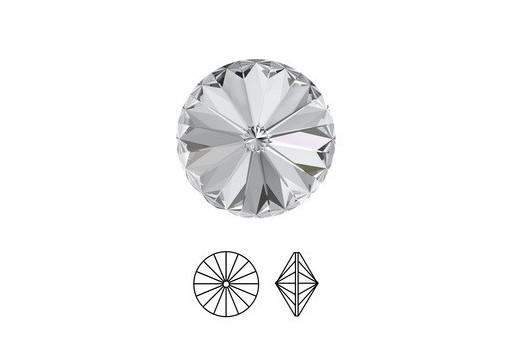 Rivoli Swarovski 18mm Crystal 1122 001