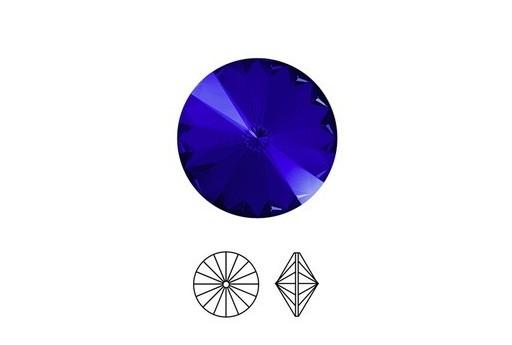 Swarovski Rivoli Round Stone 1122 Majestic Blue 14mm