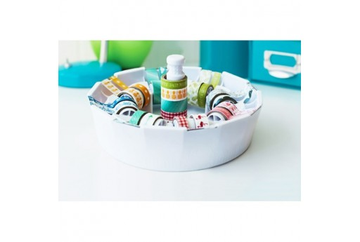 Washi Tape Dispenser Kit - 16 Washi Tapes included - We R Memory Keepers