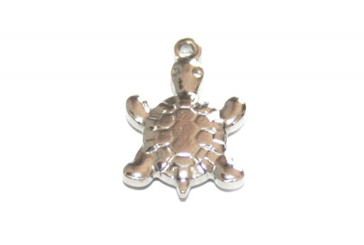 Stainless Steel Tortoise Charms 20x13mm -1pcs