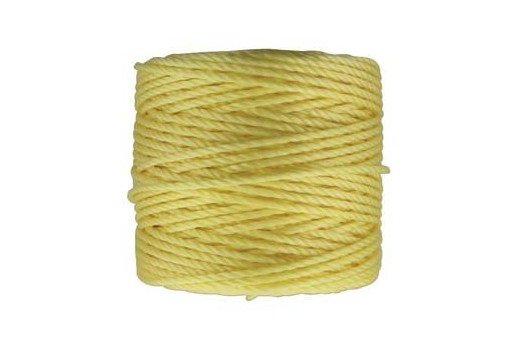 Super-Lon Bead Tex 400 Cord Sun Light 0,90mm - 32mt