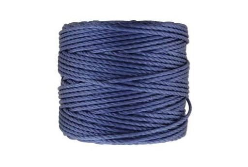 Super-Lon Bead Tex 400 Cord Periwinkle 0,90mm - 32m