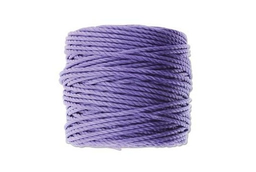 Super-Lon Bead Cord Tex 400 Violet 0,90mm - 32mt