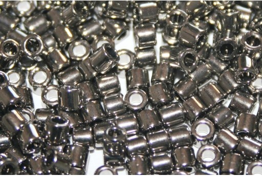 Miyuki Delica Seed Beads 8/0 - Nickel Plated - 8gr