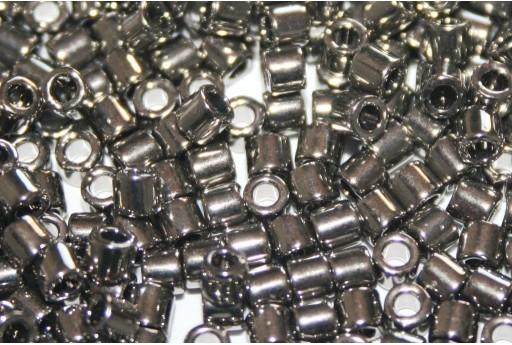Miyuki Delica Seed Beads 8/0 - Nickel Plated - 8gr