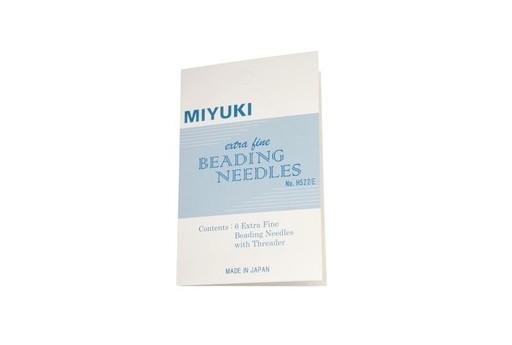 Miyuki Extra Fine Beading Needles