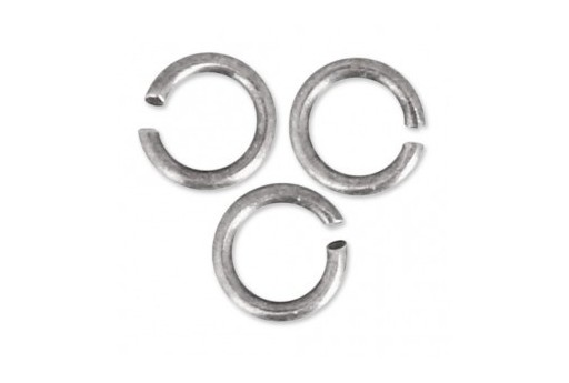 Platinum Jump Rings 8x0,7mm - 10g