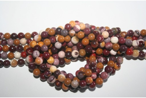 Moukite Beads Sphere 6mm - 64pz