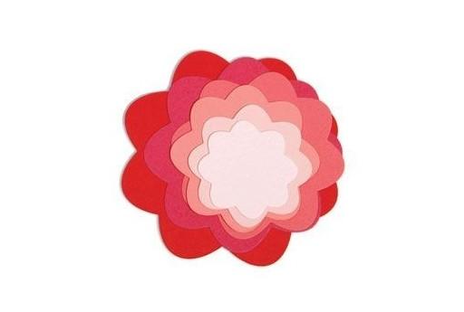 Framelits Dies Flowers Sizzix 7pcs