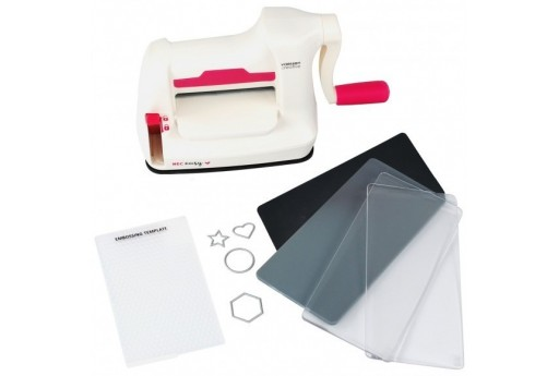 Cut Easy Mini Kit Vaessen Creative - Die Cutting and Embossing Machine