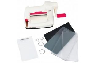 Kit Mini Fustellatrice Cut Easy Mini Vaessen Creative